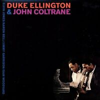 John Coltrane Duke Ellington - JOHN COLTRANE  LP, DUKE ELLINGTON & JOHN COLTR...