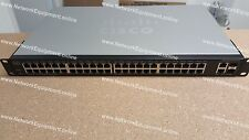 Cisco sg200-50-k9 Gigabit 200 SERIE SMART SWITCH slm2048t