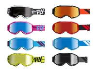 2020 Fly Racing Zone ADULT & YOUTH Motocross Goggle - Motocross Dirt Bike ATV MB