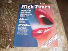High Times July '77 Issue #23