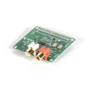 HiFiBerry DAC+ Pro mit RCA Cinch Ausgang - High End Soundkarte für Raspberry Pi