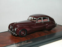 Matrix Scale Models, 1939 Bentley MKV Corniche Paulin Pourtout, 1/43