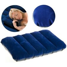 1x Universal Inflatable Mattress Car Air Bed Travel Camping Seat Cushion Lark090