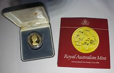 RAM 1984 Proof & UNC $1 First Issue (2 coins)