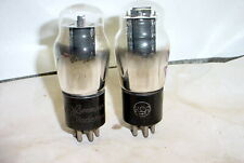 2 RCA Type 43 Radio Tubes