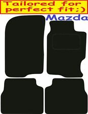 Tailored Deluxe Quality Car Mats Mazda 6 Estate 2002-2007 ** Black **