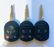 OEM -- Ford Remote Key Fobs -- Lot of 3