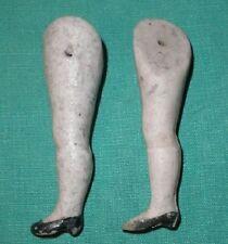"""Antiguo piernas para la fijación de alambre de muñeca casa de muñecas 1.87"""""""