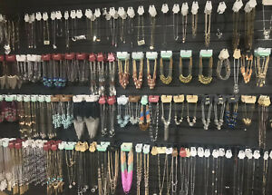 Lot Of 20 Fashion Jewelry Necklaces Wholesale USA Seller New Lots