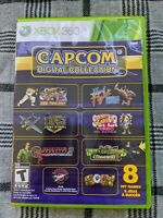 Capcom Digital Collection (Microsoft Xbox 360, 2012) TEEN NTSC