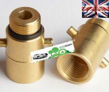 M 21.8 UK LPG Point De Remplissage Adaptateur UK baïonnette GPL Remplissage point Adaptateur