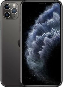 iPhone 11 Pro Max 64GB - Sprint/T-Mobile - Space Gray