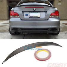 07-11 BMW E82 1-Series 2D Coupe OE Carbon Fiber Trunk Boot Spoiler 128I 135I