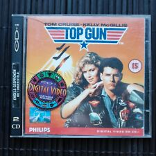 TOPGUN  - CD-I - 2 CD (VIDEO CD)