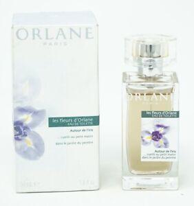Orlane Les Bouquets d'Orlane Autour de l'Iris Eau de Toilette 50ml