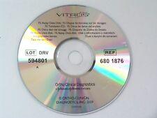 Vitros Chemistry FS Assay Data Disk Ortho-Clinical Diagnostics CD907260B
