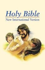 NIV Children's Bible-Hardcover personalized with custom name imprint on cover