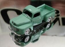 Classic 1948 Ford F-1 Vintage Pick-up 1/64 Scale Limited Edition  Rubber Tires