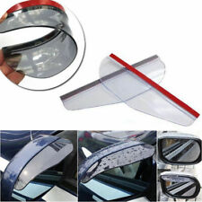 2x Car Rearview Mirror Eyebrow Cover Rain-proof Snow Protection Side Shield