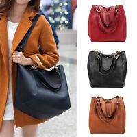 Women Handbag Shoulder Bags Tote Purse PU Leather Messenger Ladies Bag