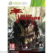 Dead Island Riptide Xbox 360 pal vf Francais neuf sous blister kameha.manga
