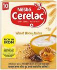Nestle Cerelac Wheat Honey Dates - 300 gm