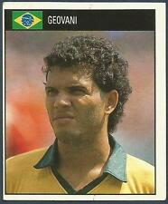 ORBIS 1990 WORLD CUP COLLECTION-#092-BRAZIL-GEOVANI
