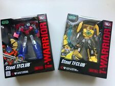 Unbranded Metal Transformers & Robot Action Figures