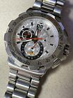 Tag Heuer Stainless Steel Formula 1 Indy 500 CAH101B Chronograph Sports Watch