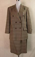 Karierte Damen-Kombinationen mit Jacket/Blazer