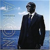 Akon - Freedom (2008) New & Sealed CD