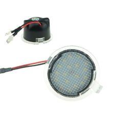 2x LED SMD Ford Edge Kuga S-Max Umfeldbeleuchtung Spiegel Umgebungslicht I09