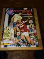 Panini's Football 87 Sticker Album 100% complete FREE RECORDED POSTAGE