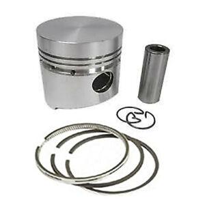 kubota piston with pin & ring set 76mm STD 15221-21110 15221-21050 15221-22311
