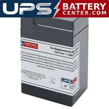 Drypower 6Sb4.5P 6V 4.5Ah F1 Replacement Battery