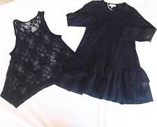 NWT ELIANE ET LENA 'NUIT DE PARIS' GIRLS PARTY DRESS 3-4Y *CURRENT 2014 SEASON*