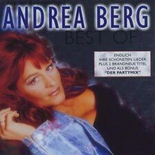 ANDREA BERG 'BEST OF' CD ALLE HITS NEUF