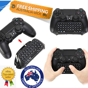 PS4 Controller Wireless Keyboard Handle Keyboard For Sony PlayStation 4 AU New