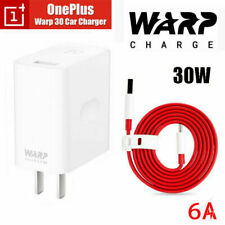 Genuine OnePlus Warp Charge 30W Power Charger + Cable For OnePlus 8 7 7T Pro