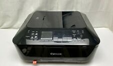 Canon PIXMA MX922 Ink Jet Printer *  For parts parts not working