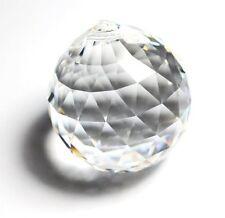 Swarovski® Kristall Kugel 50 mm 5 cm Feng Shui Regenbogenkristall