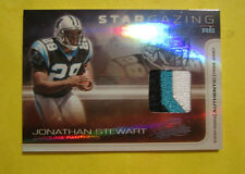 Jonathan Stewart 2008 Playoff Star Gazing 3 Color Player-Worn Jersey #D 25/50
