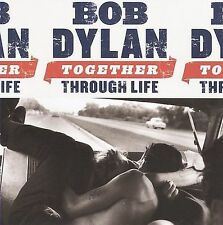 Together Through Life 2009 by Bob Dylan . EXLIBRARY *NO CASE DISC ONLY*