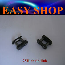 2X 25H Chain Links Thin 47 49cc ATV QUAD DIRT PIT BIKE MINI KIDS POCKET ROCKET