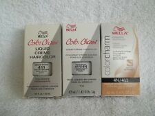 Wella COLOR CHARM LIQUID Creme Permanent Hair Color ~ Levels 1-7 ~ 1.42 fl oz!!!