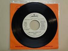 """STRAY:How Could I Forget You(Edited Stereo Version)3:14-Same-U.S. 7"""" Mercury DJ"""