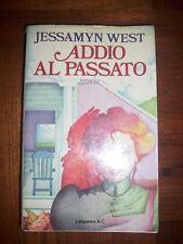 JESSAMYN WEST - ADDIO AL PASSATO - ED:LONGANESI - ANNO:1976 (ZX)