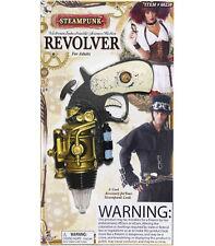 Steampunk Revolver, One-Size