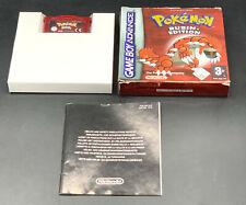 """Spiel: POKEMON RUBIN EDITION """" in OVP für den Gameboy Advance + SP"""
