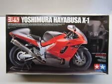 Tamiya 1:12 Scale Yoshimura Suzuki Hyabusa X-1 Model Kit - New - 14093*3300